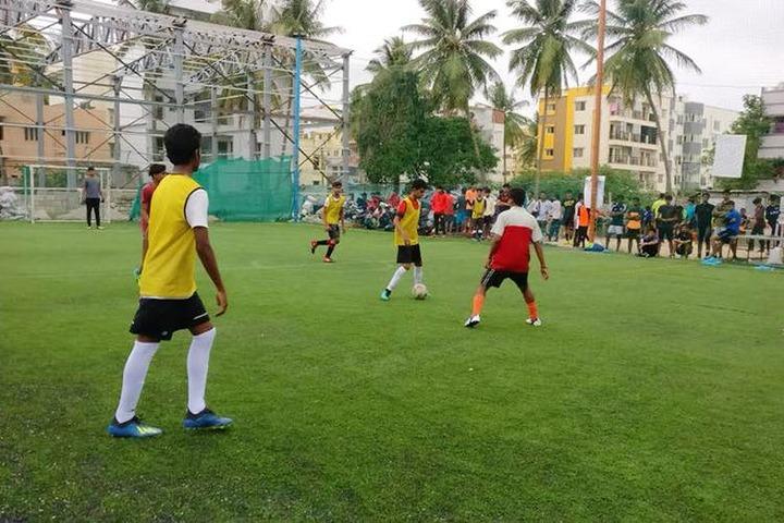 Shringi Rishi Vidyapeeth Public School-Sports