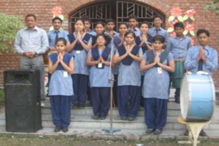 Shriram School-Assembly
