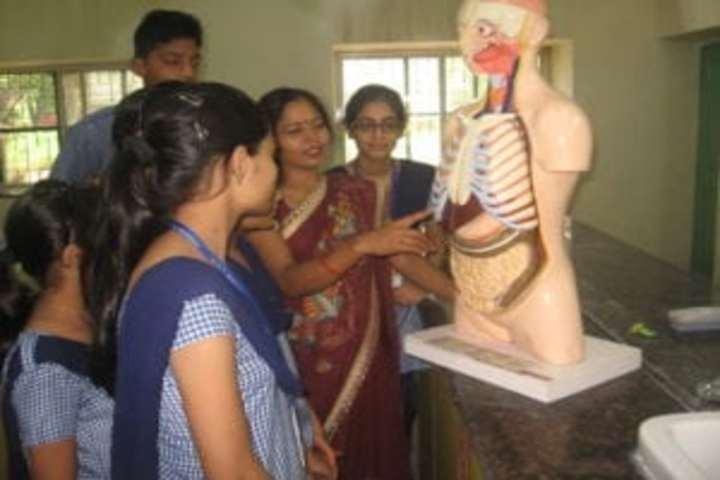 Shriram School-Biology Lab