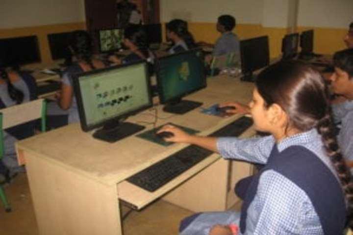 Shriram School-Computer Lab