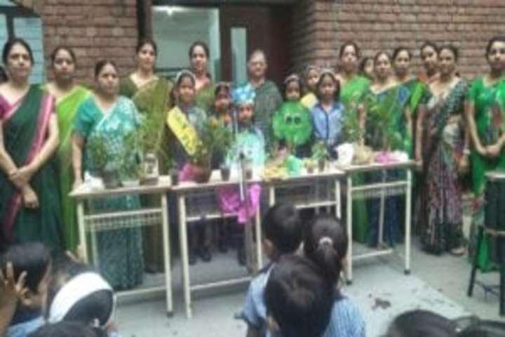 Shriram School-Exhibition