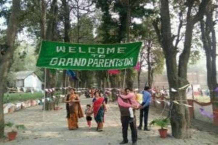 Shriram School-Grandparents Day