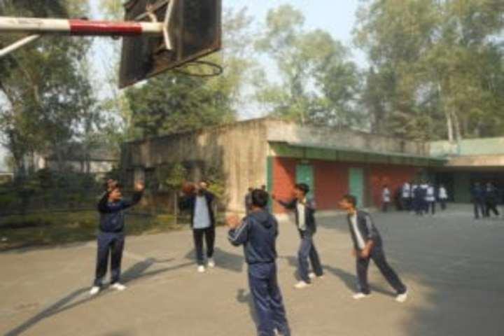Shriram School-Playground