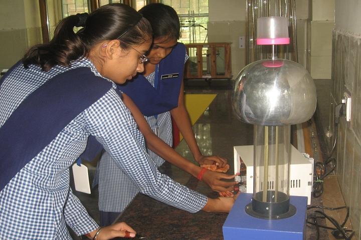 Shriram School-Physics Lab