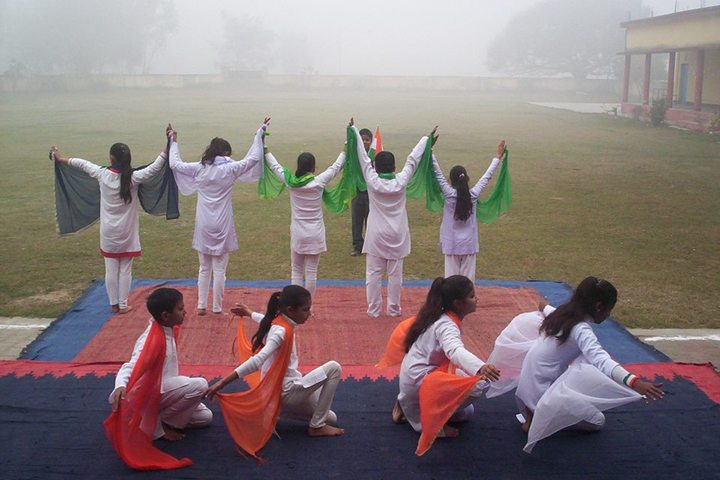 Shrish Chandra Public Inter College-Independence Day
