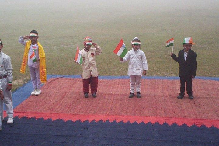 Shrish Chandra Public Inter College-Republic Day
