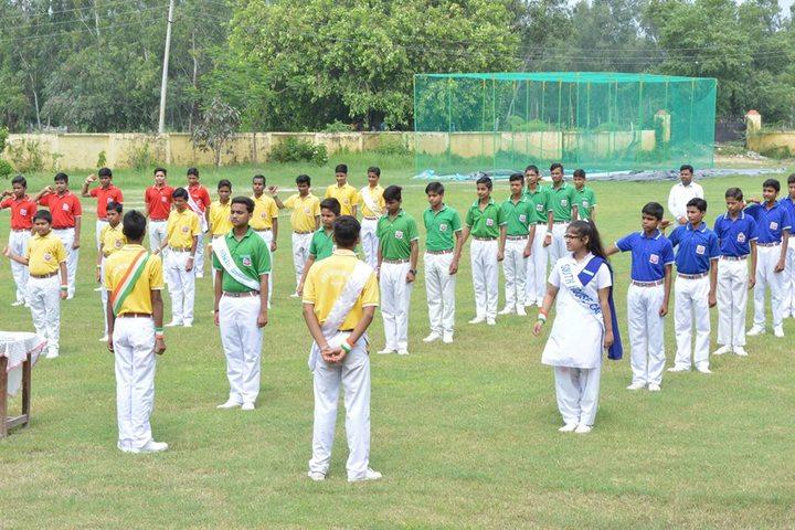 Shrish Chandra Public Inter College-Sports