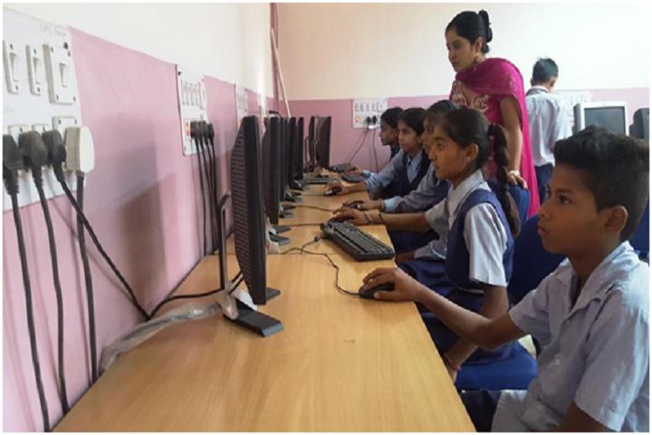 Government High School-Computer Lab