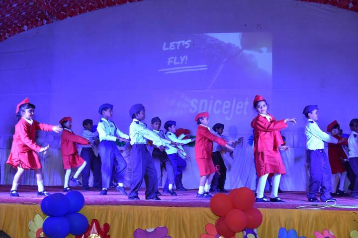 Siddharth International School-Annual Function