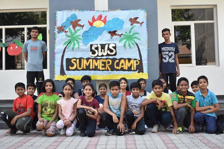 Siddharth International School-Summer Camp