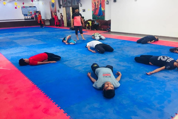 Siddharth International School-Yoga Training