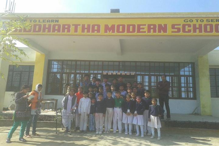 Siddhartha Modern School-Special Assembly