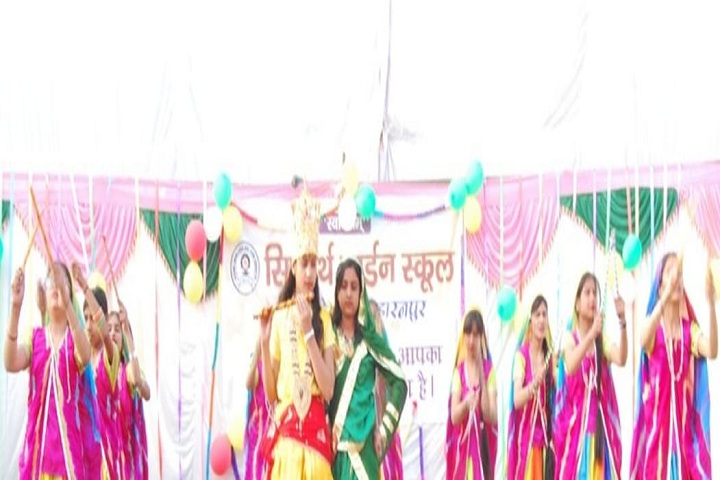 Siddhartha Modern School-Dance Performance