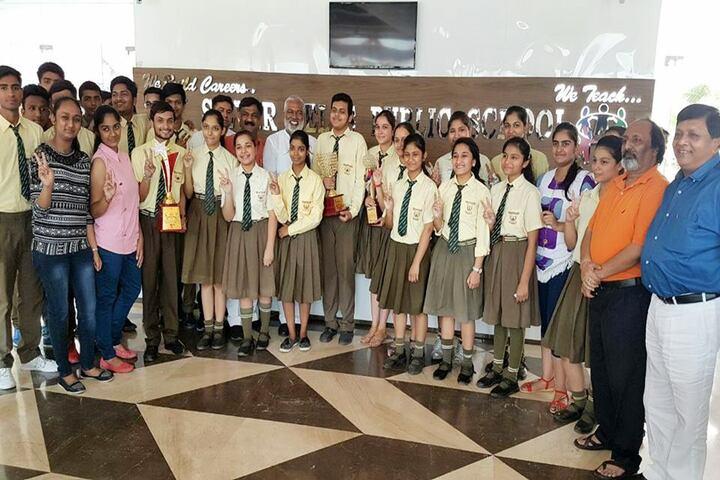 Silver Bells Public School-Achievement