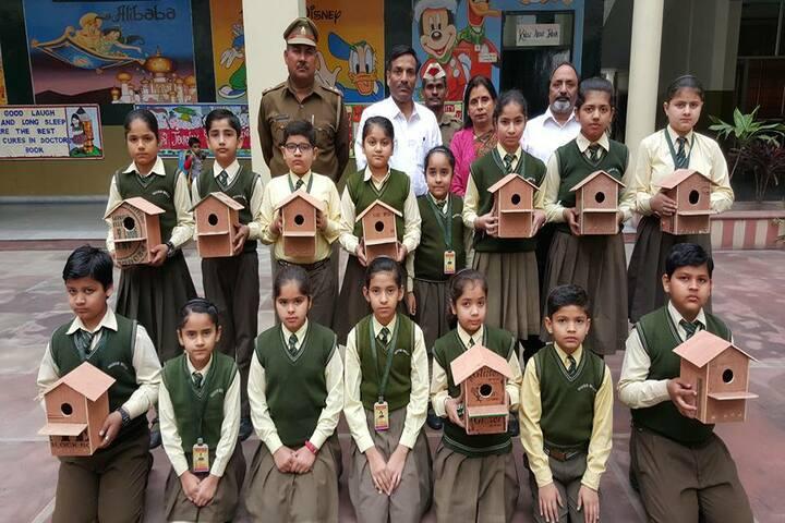 Silver Bells Public School-Activity