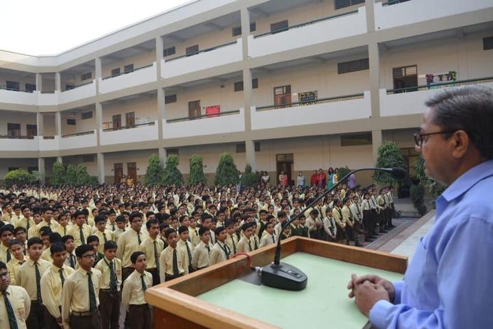 Silver Bells Public School-Assembly