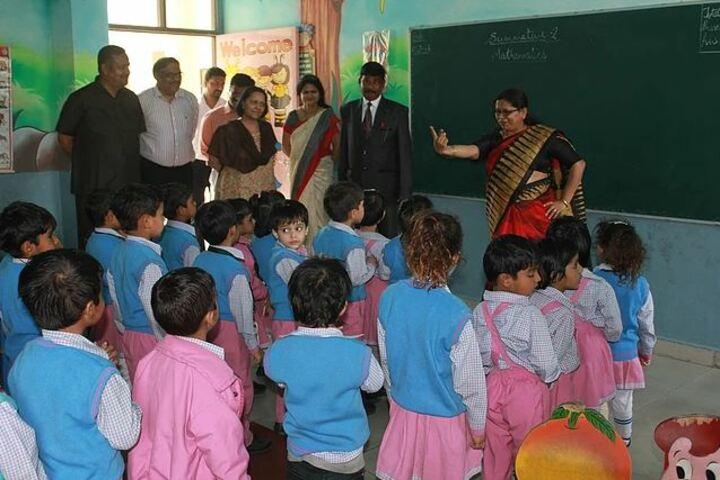 Silver Bells Public School-Classroom
