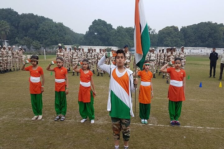Silver Bells Public School-Independence Day
