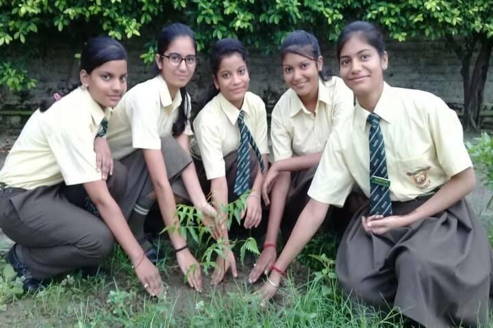 Silver Bells Public School-Plantation Day