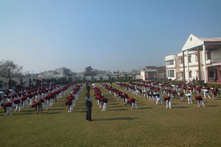 Silver Stone Public School-Physical Training