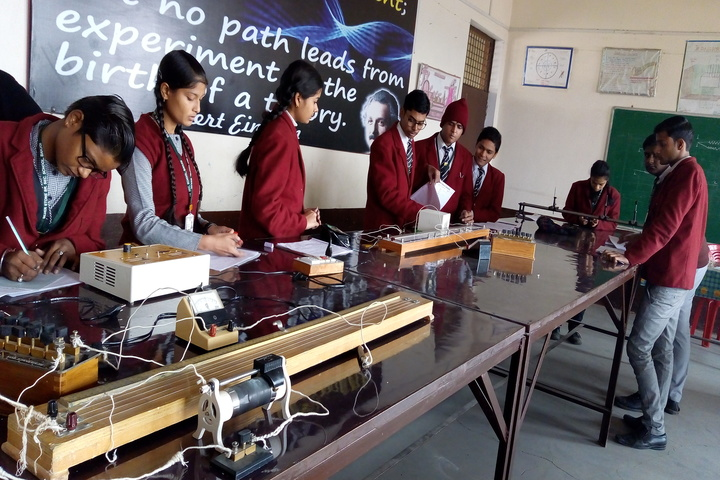 Silver Stone Public School-Physics Lab
