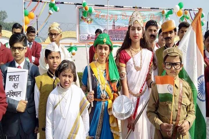 Silver Stone Public School-Republic Day