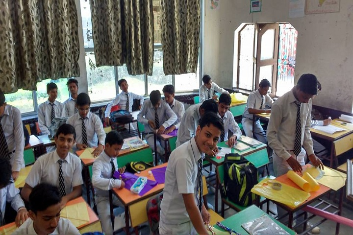 Silver Stone Public School-Kite Making