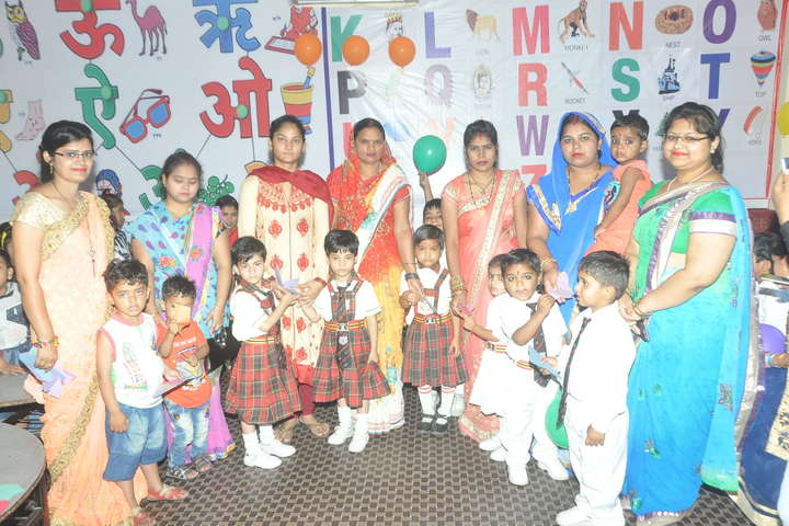 Silver Stone Public School-Mothers Day Celebration