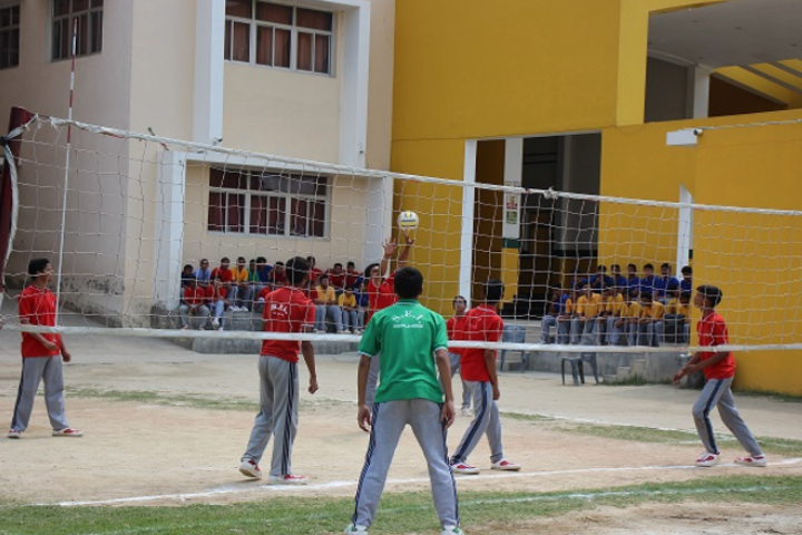 Singhania Educational Institute-Sports