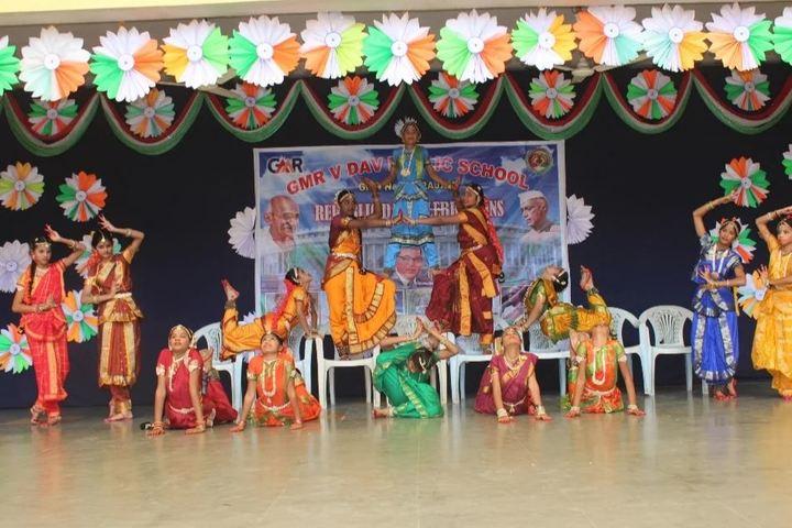Gmr Varalakshmi Dav Public School-Bharatanatyam