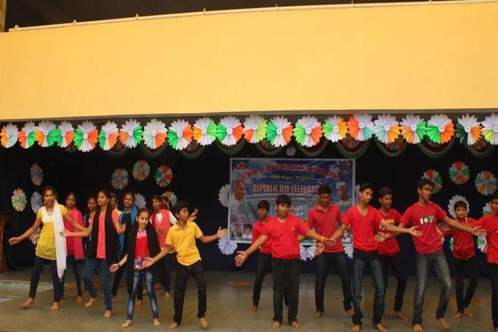 Gmr Varalakshmi Dav Public School-Dance Activity