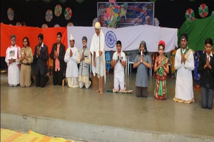 Gmr Varalakshmi Dav Public School-Fance Dress