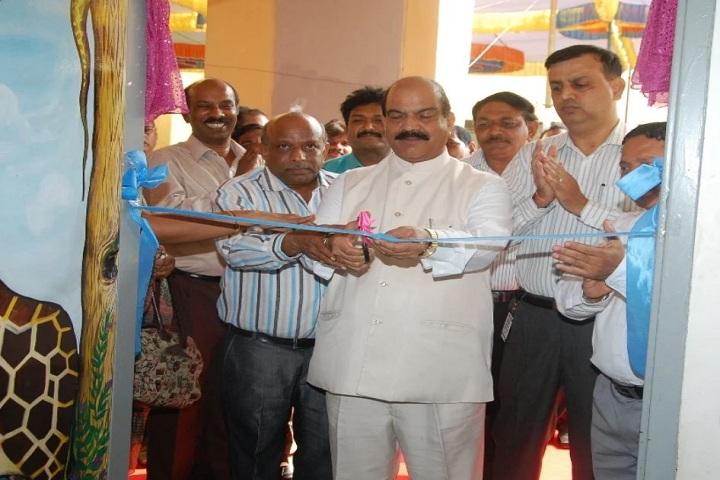 Gmr Varalakshmi Dav Public School-Inauguration Ceremony