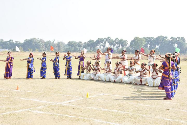 Gmr Varalakshmi Dav Public School-PlayGround