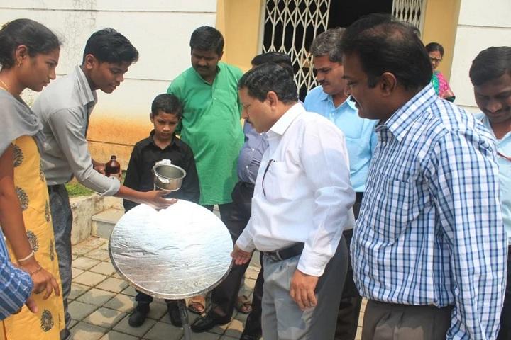 Gmr Varalakshmi Dav Public School-Workshop 1