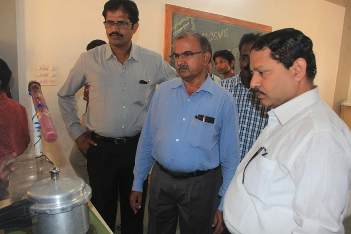 Gmr Varalakshmi Dav Public School-Workshop Activity