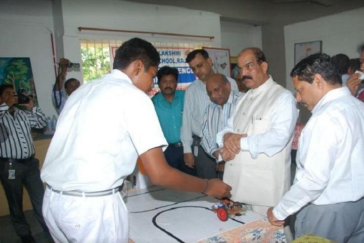 Gmr Varalakshmi Dav Public School-Workshop