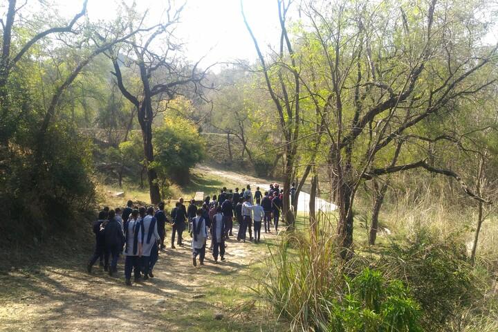 Government High School A Smart School-School Trip