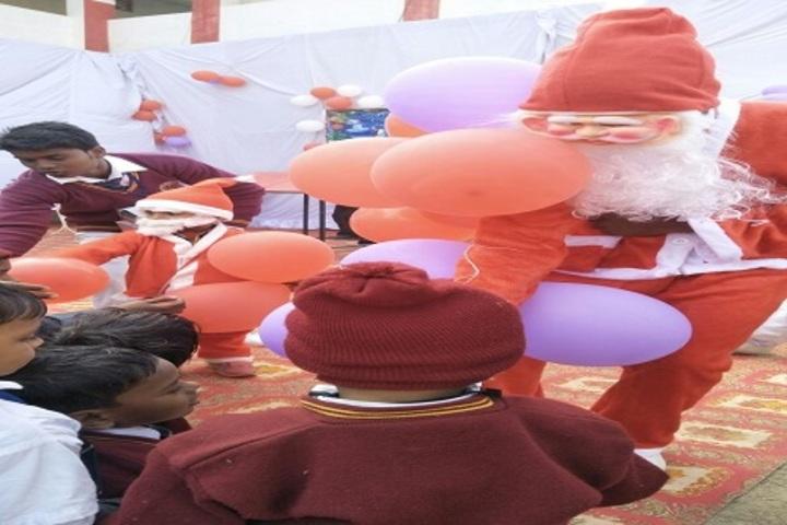 Sir B B Public School-Christmas Celebrations