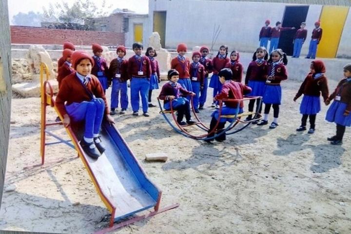 Sir B B Public School-Play Area