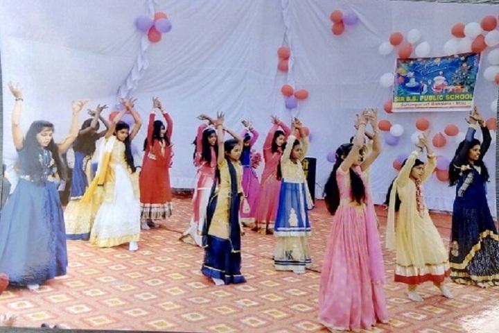 Sir b b public school-Dance