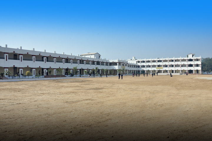 SJP International School-Campus View