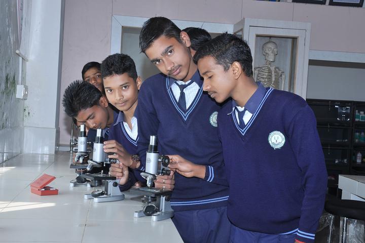 SJP International School-Biology Lab