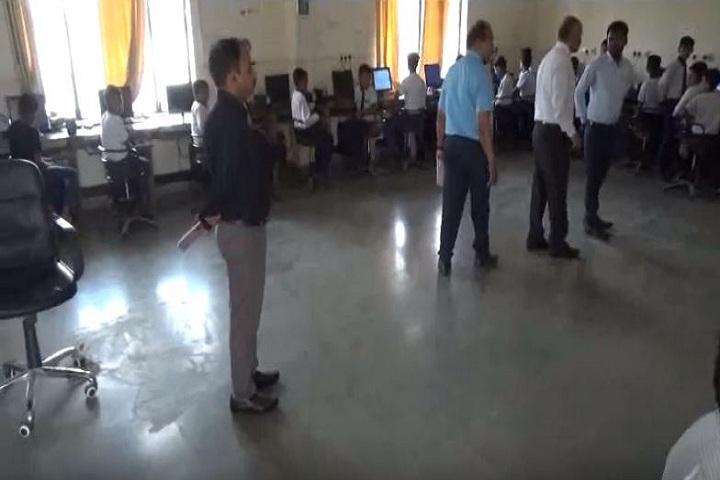 Sjp International School-Computer Lab