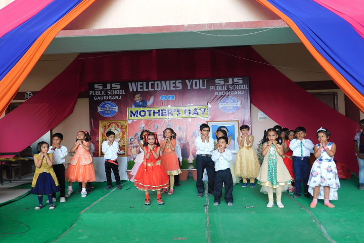 S J S Public School-Dance Performance