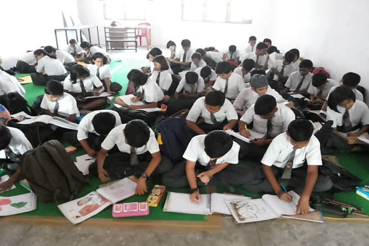 SJS Public School-Drawing Competition