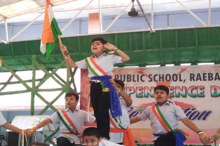 SJS Public School-Independence Day