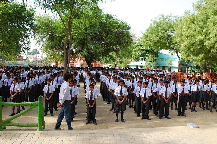 SJS Public School-Assembly