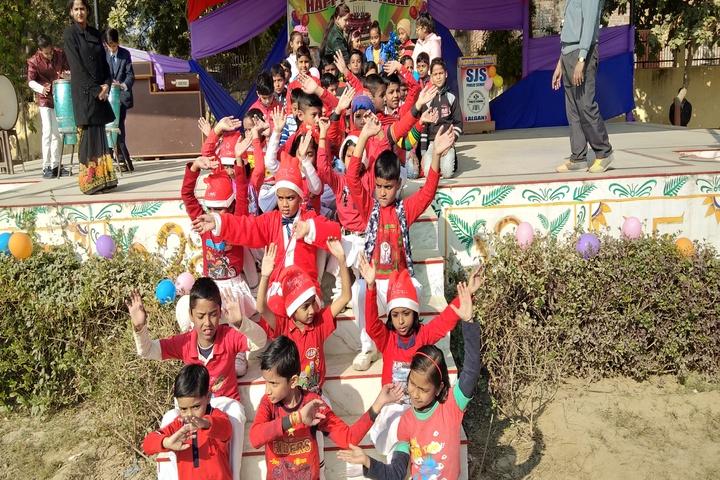 SJS  Public School-Christmas Celebrations