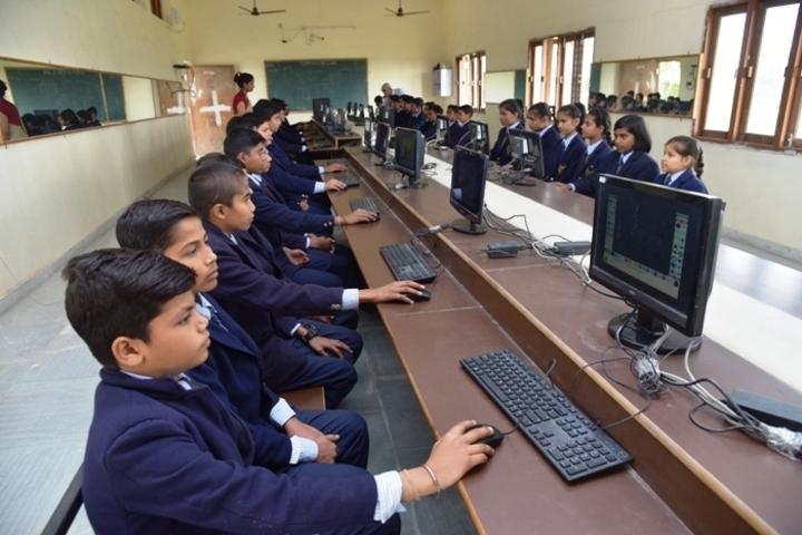 SJS Public School-Computer Lab